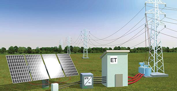 Cableado eléctrico en una instalación fotovoltaica