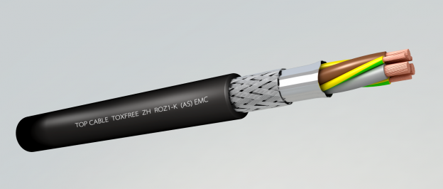 Cable toxfree ROZ1-K