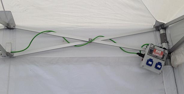 Feria itinerante con cable libre de hal genos cables y - Cable instalacion electrica ...