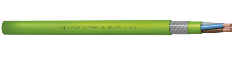 Cable TOXFREE ZH RZ1MZ1-K(AS)