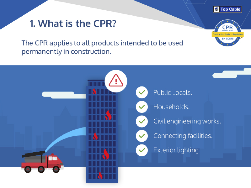 The information dossier on the CPR