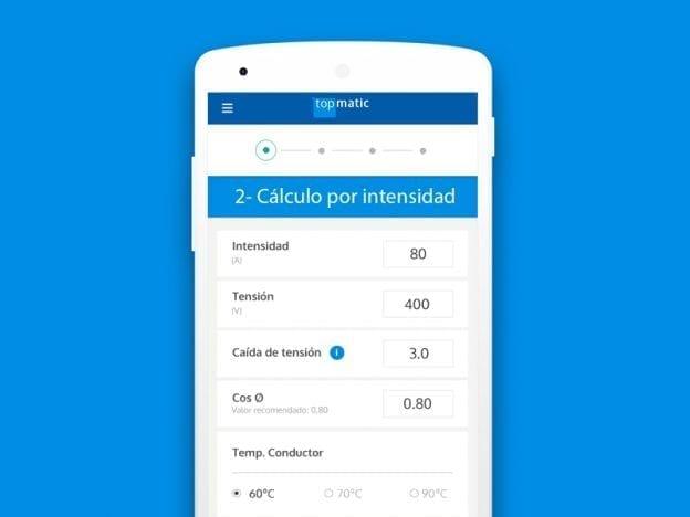 TOPMATIC la app mejorada para calcular la sección_3