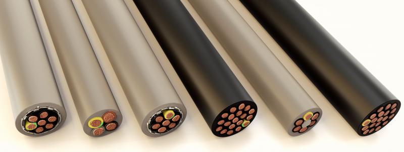 Cables apantallados para instalaciones industriales fiables