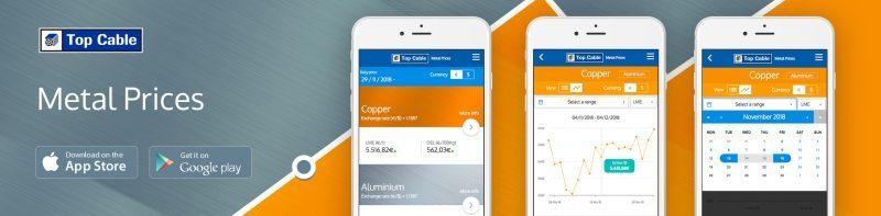 Metal Prices App