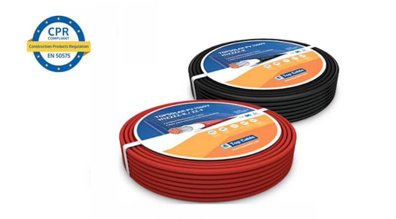 rollo cable solar