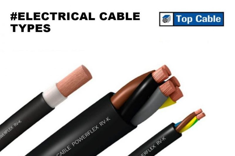Electrical Cable Types, Sizes, and Installation