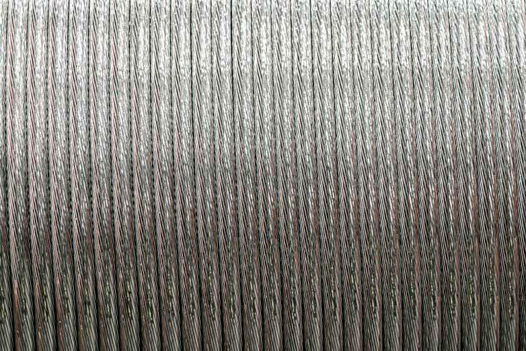 cable metal screen layer