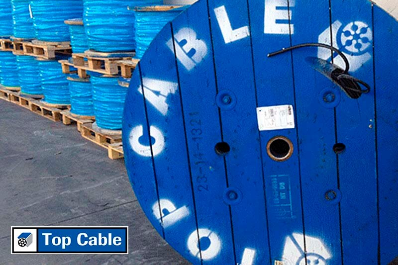 Cables for a single phase installation