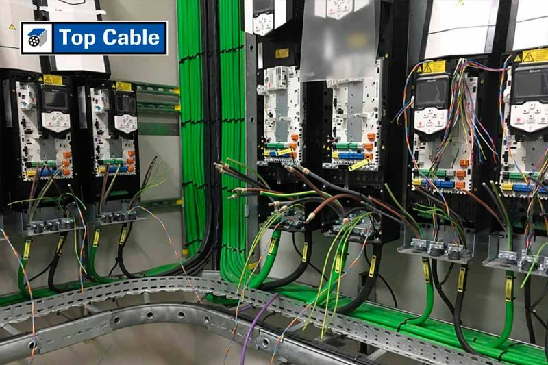 Electrical cable types and installations