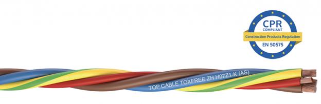 toxfree H07Z1-K precableado