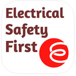 home electrical safety check logo