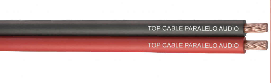 cable paralelo bicolor