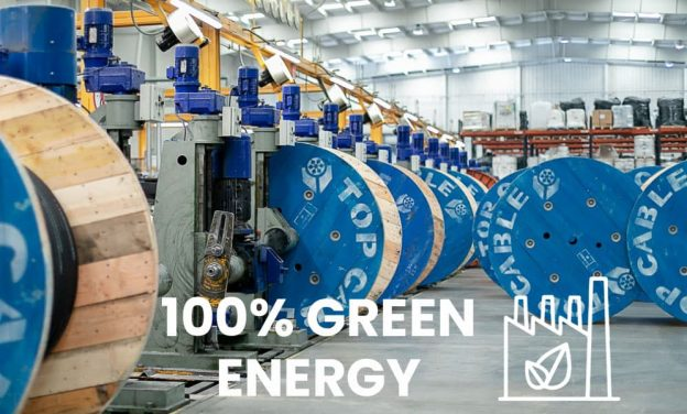 factory topcable greenenergy
