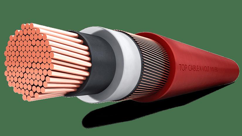 Cable de Media Tensión X-VOLT MV-90 | Top Cable