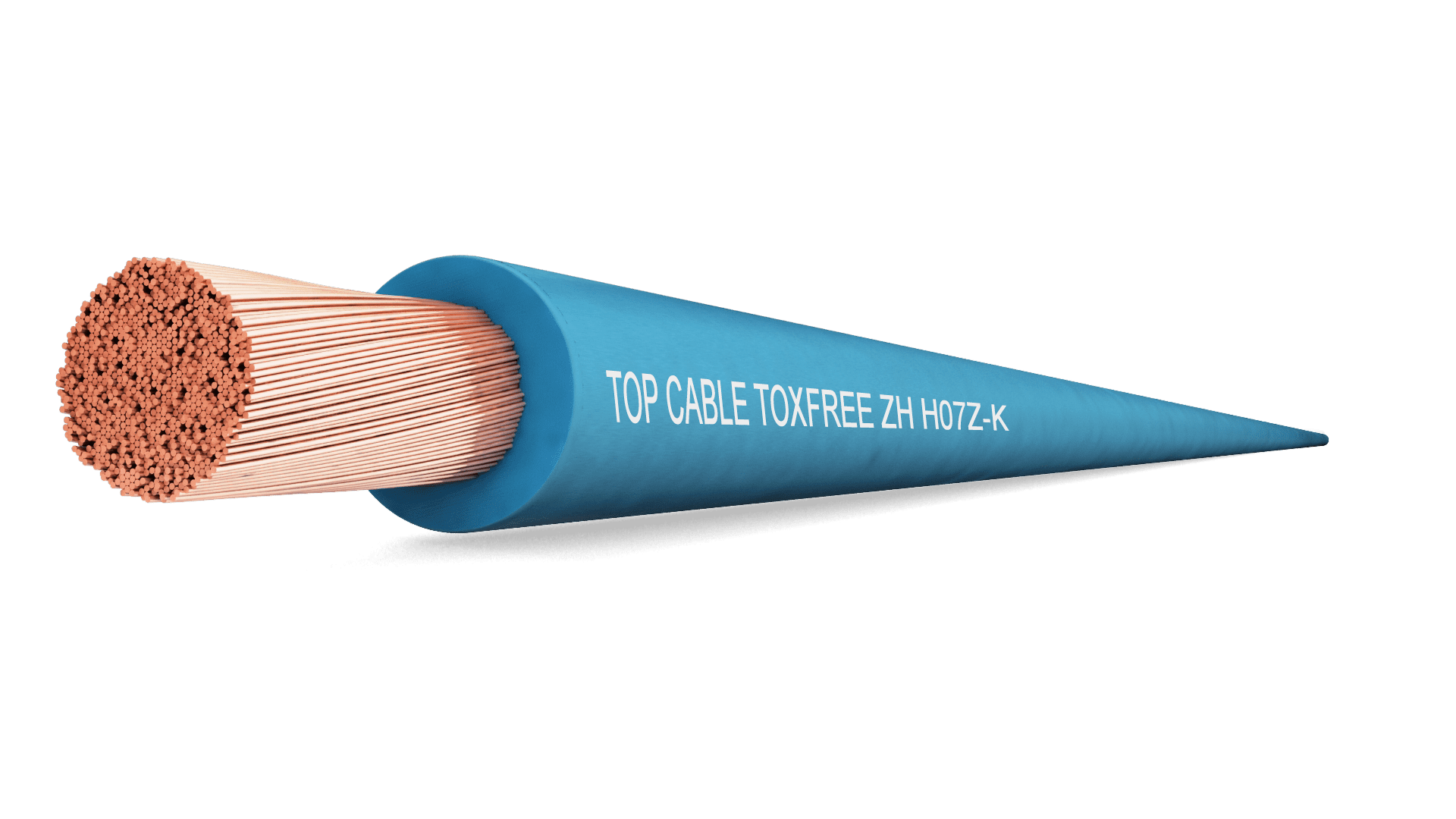 Toxfree Zh H07z K Flexible And Halogen Free Cable Top Cable